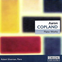 Piano Music of Aaron Copland